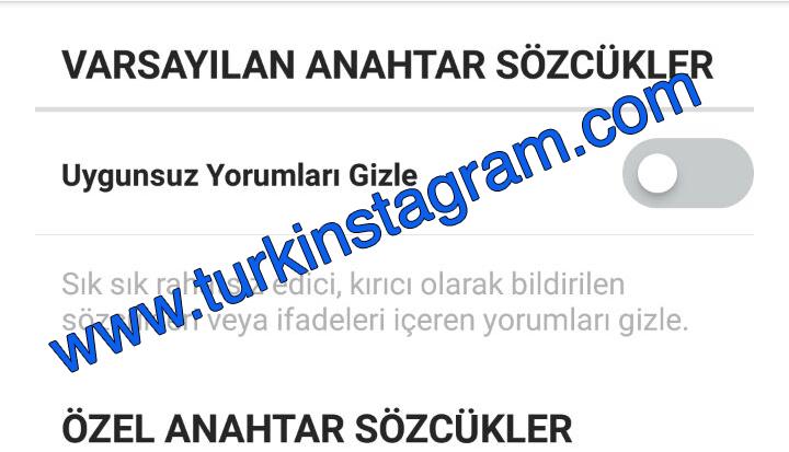 Instagramda Yorum Kapatma Nasıl Yapılır?