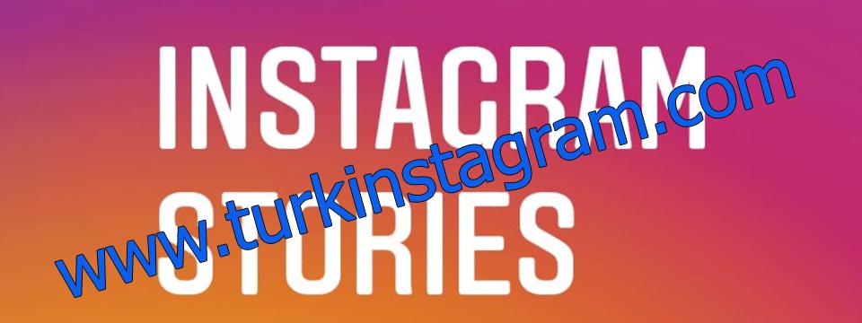 Instagram Hikaye(Stories) Nedir?
